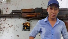 Vụ án Lê Quốc Tuấn: Phát hiện thêm hàng loạt lựu đạn và súng