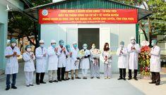 Bệnh viện tuyến huyện chữa khỏi bệnh nhân Covid -19