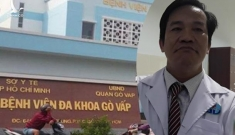NÓNG: Đình chỉ giám đốc Bệnh viện quận Gò Vấp