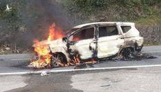 2 người tử vong trong xe Xpander phát nổ