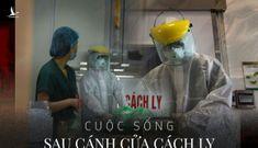 Cuộc sống sau cánh cửa cách ly vì virus corona