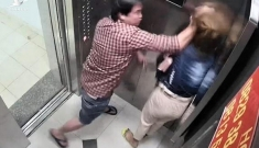 Người đàn ông đánh phụ nữ trong thang máy bị xử lý thế nào?