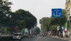 Sau mồng 10 Tết, đường phố Sài Gòn vẫn vắng hoe