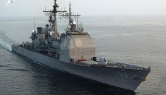 Hải quân Mỹ phát triển tàu tuần dương hạng nặng đối chọi hải quân Trung Quốc
