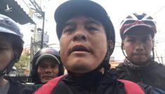 Cảnh sát hình sự mời ông Nguyễn Thanh Hải lên làm việc