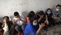 """Tụ điểm đánh bạc tinh vi ở Vĩnh Phúc bị """"cách ly"""""""