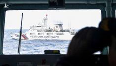 Tàu cảnh sát biển Trung Quốc lộng hành ở Biển Đông