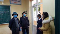 38 học sinh ở Vĩnh Phúc sốt, ho, khó thở đang được theo dõi