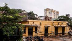 Phẫn nộ trạm phát sóng Bạch Mai bị phá bỏ ngay trước ngày lập hồ sơ di tích