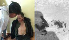 Vụ trốn chạy, nổ súng vào cảnh sát: Nghi phạm đi nhờ… xe công an!