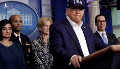 Tổng thống Mỹ Donald Trump không nhiễm virus SARS-CoV-2