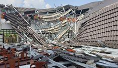 Sập mái hội trường tiền tỷ ở Hậu Giang: Rút kinh nghiệm