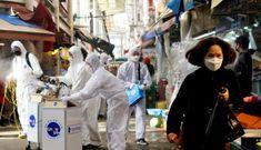Hàn Quốc thêm 438 ca nhiễm Covid-19, nâng tổng hơn 5.700
