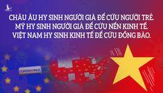 Làm được những điều nhân văn này, chỉ có thể là Việt Nam