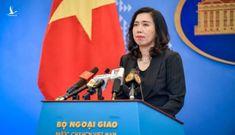 Chưa có cán bộ ngoại giao nào của Việt Nam nhiễm virus