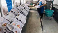 Ngoài BV Bạch Mai, Công ty có 15 ca mắc Covid-19 cung cấp cả suất ăn cho một BV khác