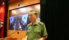 Bộ trưởng Tô Lâm: Nghiêm trị tội phạm liên quan phòng chống dịch Covid-19