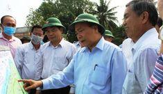 Chính phủ chi 350 tỉ đồng cho 5 tỉnh ĐBSCL ứng phó với hạn, mặn