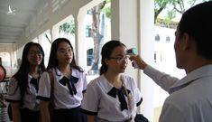 Học sinh lớp 12 TP.HCM tiếp tục nghỉ tránh dịch Covid-19