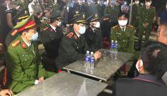 Thăng hàm Đại úy, làm thủ tục công nhận liệt sỹ cho chiến sĩ công an hy sinh khi vây bắt tội phạm ma túy