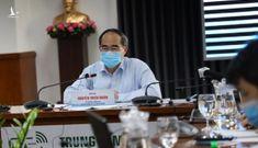 Bí thư Nguyễn Thiện Nhân: 'Chúng tôi sẽ bàn việc hỗ trợ người vô gia cư'
