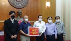 HLV Park Hang-seo ủng hộ 5.000 USD chống dịch COVID-19