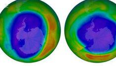 Tầng ozone bảo vệ trái đất được chữa lành