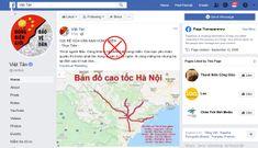 Việt Tân kích động chia rẽ vùng miền khi cả nước đang chống dịch Covid-19