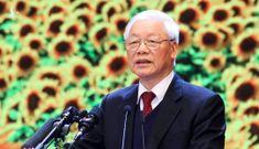Việt Nam tự hào có một vị Chủ tịch nước giản dị, tài năng đức độ như thế!
