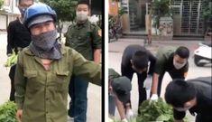 Yêu cầu bí thư và chủ tịch phường Bãi Cháy xin lỗi người phụ nữ bán rau