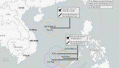 Mối nguy quân sự hiện hữu nào từ Trung Quốc đang đe dọa Biển Đông?