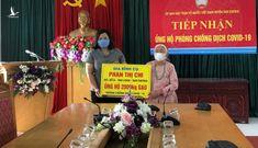 Cụ bà 94 tuổi tặng 2.000kg gạo phòng, chống dịch