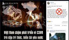 Vạch trần luận điệu xuyên tạc của Việt Tân trước chiến thắng 30/4 lịch sử
