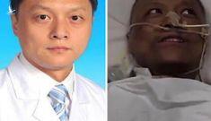 Bác sĩ Vũ Hán chuyển màu da nâu sậm vì nhiễm nCoV