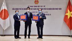 VN tặng 200.000 khẩu trang kháng khuẩn cho Mỹ và vật tư y tế trị giá 100.000 USD cho Nhật