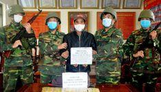 Mật phục, bắt đối tượng vận chuyển 60.000 viên ma túy từ Lào về Việt Nam