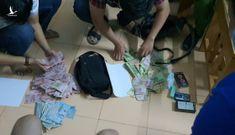 Công an Quảng Ngãi bắt hai tên cướp Ngân hàng Vietcombank ở Quảng Nam