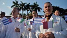 Cuba cử nhóm bác sĩ thứ hai giúp Italia chống dịch Covid-19
