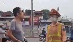 Xử phạt người tự xưng bác sỹ không đeo khẩu trang ra đường