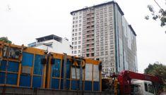 Nhà 8B Lê Trực sắp bị phá dỡ tầng 18