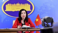 Việt Nam theo sát tình hình phức tạp ở vùng biển một số nước ASEAN
