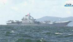 Tàu sân bay Liêu Ninh qua eo biển Miyako Đài Loan hướng về Biển Đông?