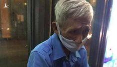 """Được cộng đồng mạng giúp đỡ, bác bảo vệ già ở Sài Gòn xúc động: """"Con ơi, hãy giúp người khó khăn hơn"""""""