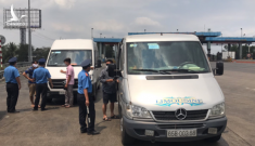 TP.HCM: Tiếp tục ngưng xe buýt, xe khách; taxi, Grab được chạy lại từ 23.4