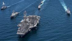 Chiến thuật 'Voi đi bộ' của Mỹ đáp trả hành động quân sự của Trung Quốc