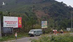 Kinh hãi phát hiện người chết treo cổ trên đèo Bảo Lộc