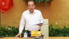 PTT Trương Hòa Bình yêu cầu xử lý nghiêm việc mua gom sổ bảo hiểm xã hội