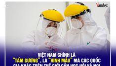 """Báo Nga: """"Việt Nam là hình mẫu để Nga và các cường quốc noi theo!"""""""