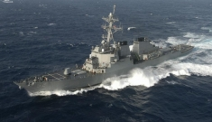 Sức mạnh tàu khu trục Mỹ vừa áp sát Hoàng Sa