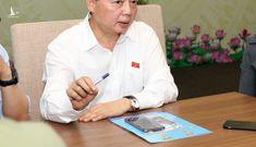 Bộ trưởng Trần Hồng Hà: 'Không có người nước ngoài nào sở hữu đất, ai cấp báo tôi xử lý ngay'